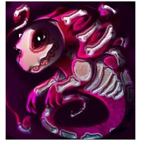 Bone phanto by Kayleigh-Kaz