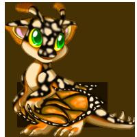 Butterfly royku by Kayleigh-Kaz