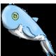 Blue whale by Kayleigh-Kaz