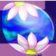 Eater egg flower by Kayleigh-Kaz