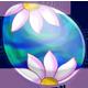 Eater egg flower 2 by Kayleigh-Kaz