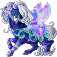 Spacefairy by Kayleigh-Kaz