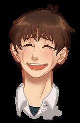 [Fanart] Smiley Shinjis