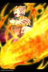 Gouenji Shuuya - Inazuma Eleven. by JoeZart63