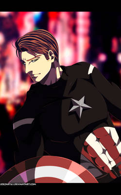 The first avenger!