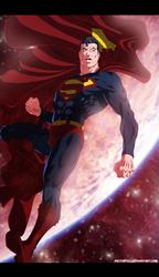 The Kryptonian Survivor - Superman! by JoeZart63
