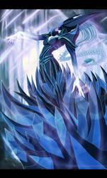 Lissandra - League of Legends by JoeZart63