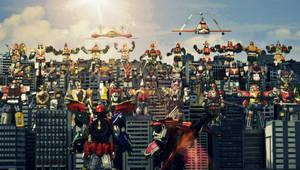 Legendary Robots