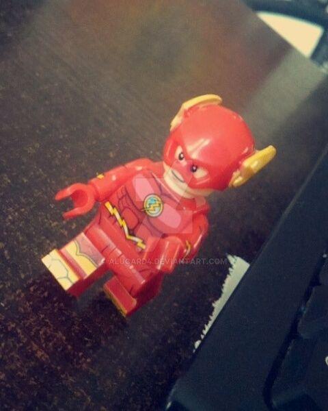 El lego mas rapido del mundo...soy The Flash by Alucard4