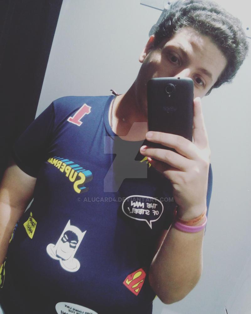 BvS Selfie by Alucard4