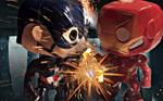 Marvel Civil War - Funko Pop