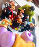 Avengers Endgame by Alucard4