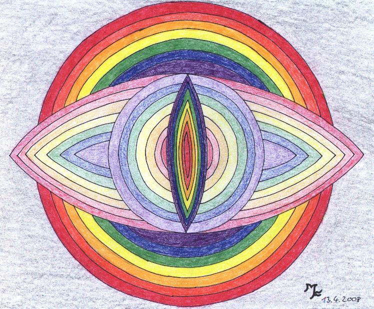 Rainboweye by MichaFire