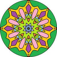 Mandala version1 by MichaFire