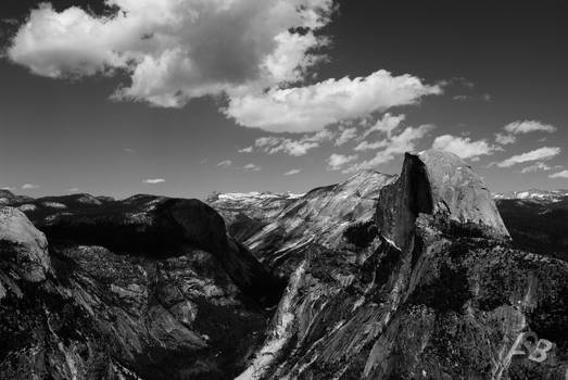 Half Dome - Yosemite.