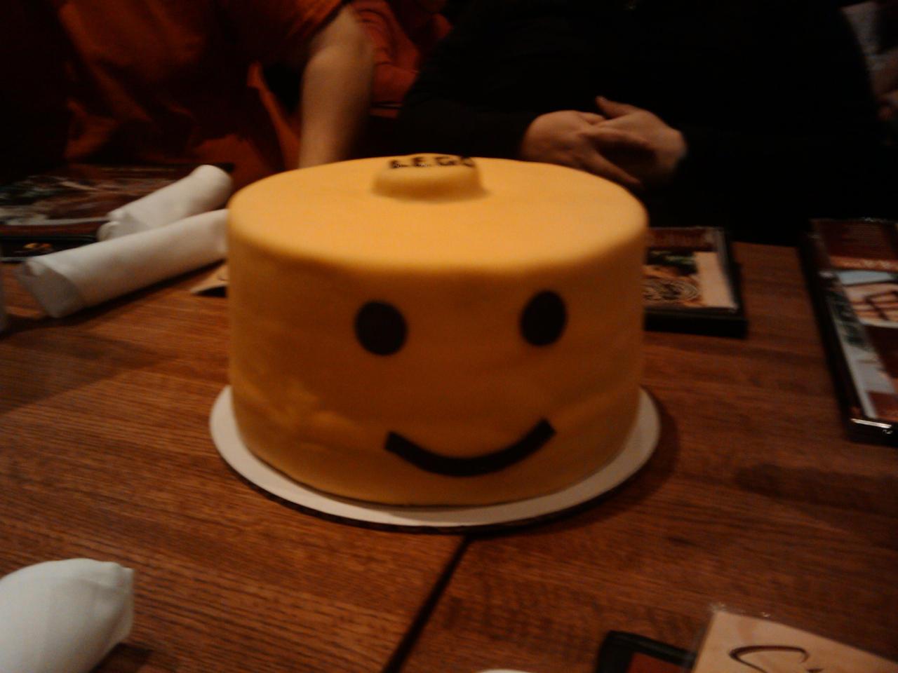 Best birthday cake ever by andrewdbarker on deviantart for How to make the best birthday cake ever