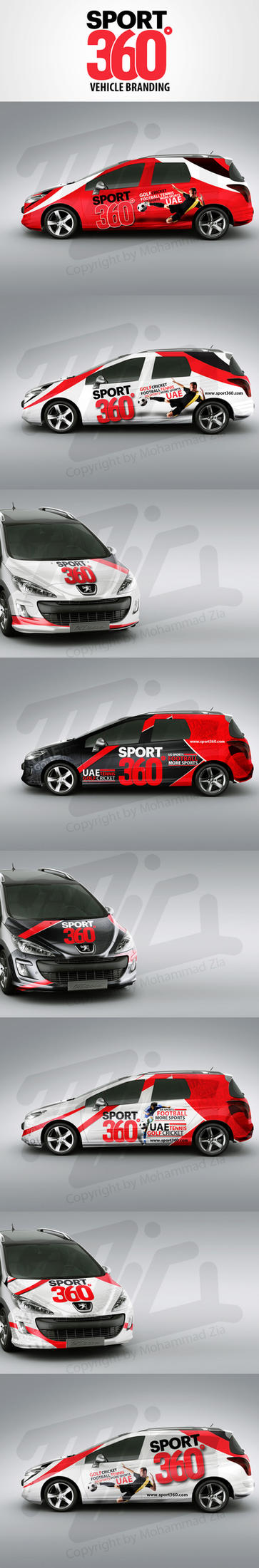 Vehicular Branding by captainrajor