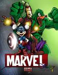 Marvel - Disney
