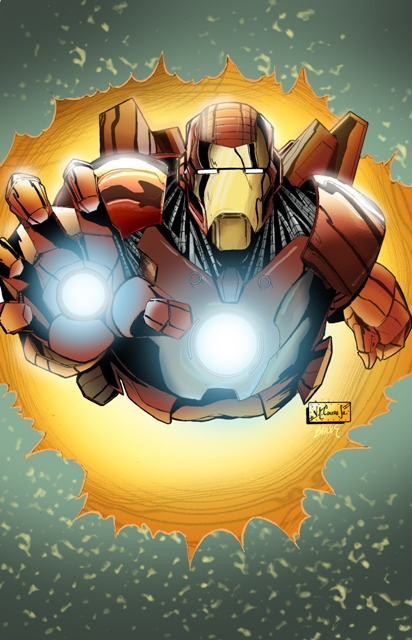 Iron Man by JeffieB