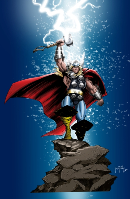 Thor by JeffieB