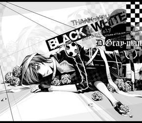Black'n'White Melancholy by Ultima-eFFik