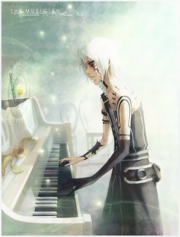 DGM: The Musician by Ultima-eFFik