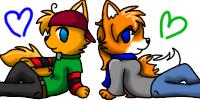 Skippy x Listra Icons by Caramelcat123