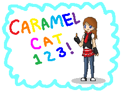 SPRITE ME by Caramelcat123