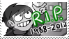 Edd R.I.P. stamp by Cammie-Mile