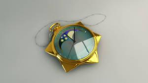 Sailor Moon Star Locket, Spieluhr 3D #2