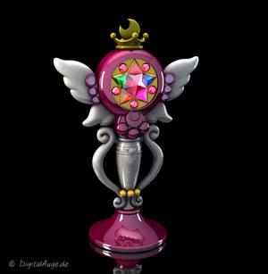Sailor Moon Holy Moon Chalice Grail 3D