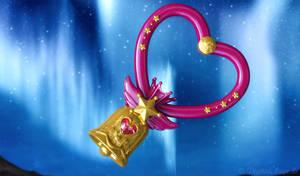 Sailor Moon - Crystal Carillon 3D #2