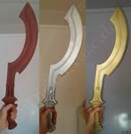Khopesh egypt sword Chepesch Schwert 5