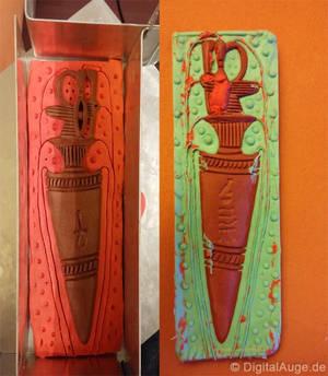 Egyptian artifacts Pesesh-kef wands Replic #2