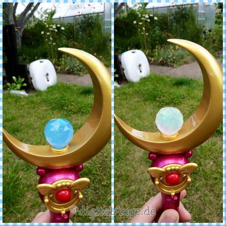 Sailor Moon - Moon Stick Prop #32