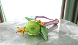 Sailor Moon - Jupiter Crystal Wand 3D