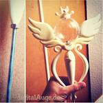 Sailor Moon - Holy Moon Chalice Prop #20