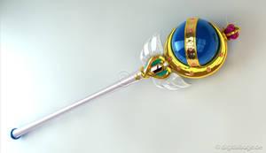 Neo Queen Serenity - Cutie Moon Rod Crystal 3D #2