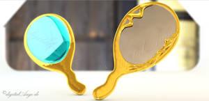 Sailor Moon - Neptun Mirror 90s 3D #2