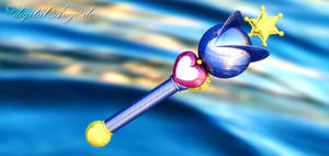 Sailor Moon - Uranus Wand 3D by digitalAuge