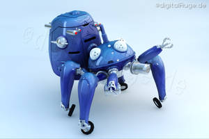 Ghost in the shell - Tachikoma 3D 2
