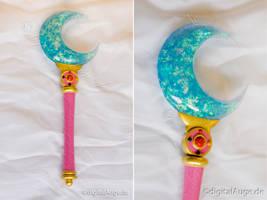Sailor Moon Crystal - Moon Stick Prop