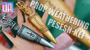 Prop Replica Weathering