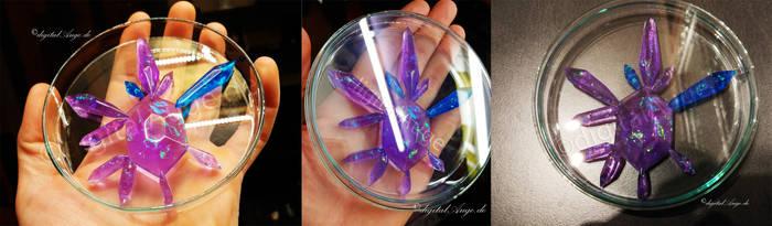 Kaguya crystal finished
