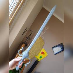 Uranus space sword