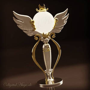 Holy Moon Chalice 3D