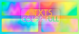 4 TXTs Color Full