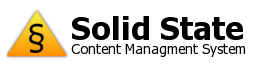Solid State Content Management by jsnfwlr