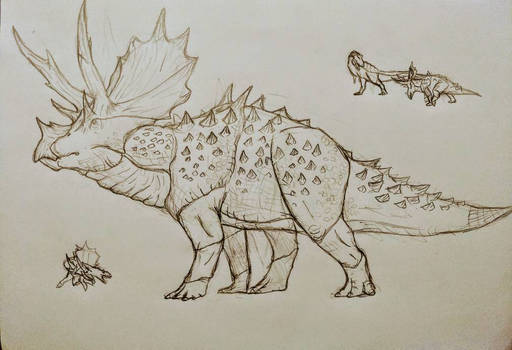 hypo-triceratops
