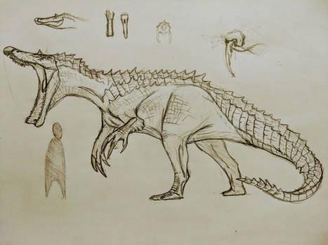 Hypo- baryonyx